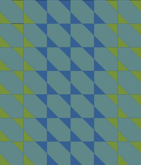 Lozenge quilt layout precut layer cake charm pack slanted stars